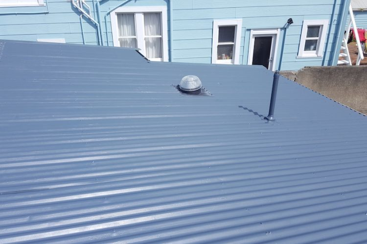 Lyall Bay Project Top Kat Roofing